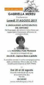 Puglia: seminario residenziale