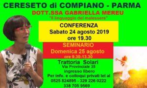 Faller di Sovramonte (BL): conferenza