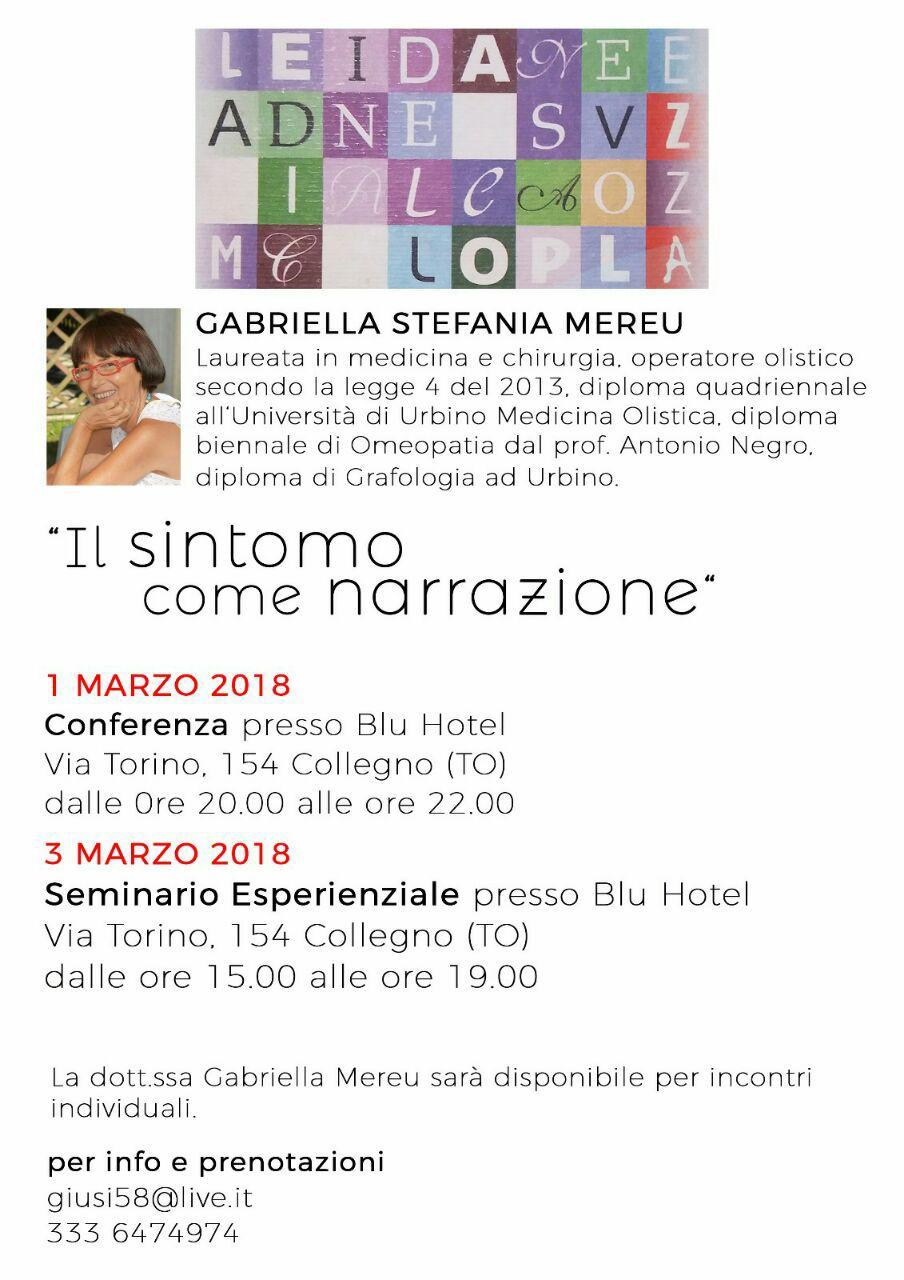 Conferenza, seminario e colloqui a Torino