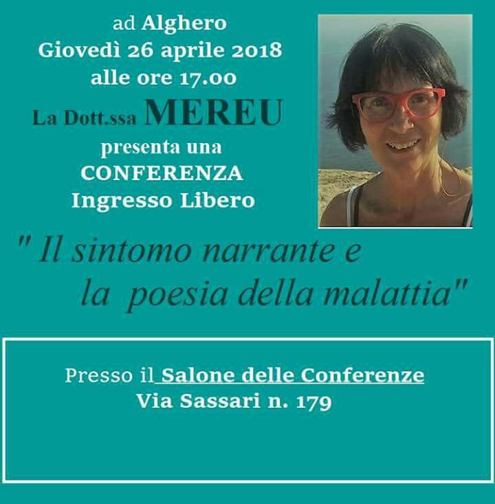 Conferenza ad Alghero