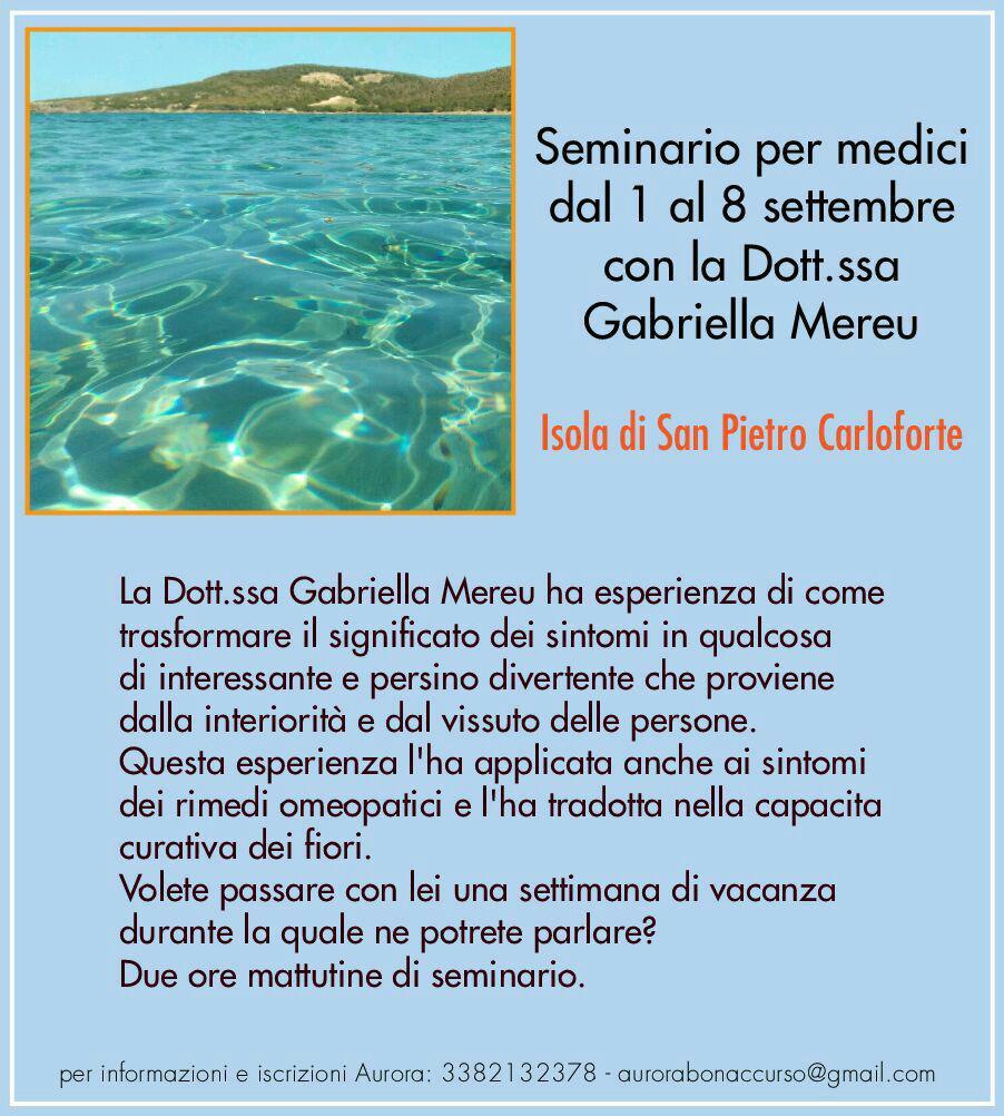 Isola di San Pietro (Sardegna): Residenziale solo per medici