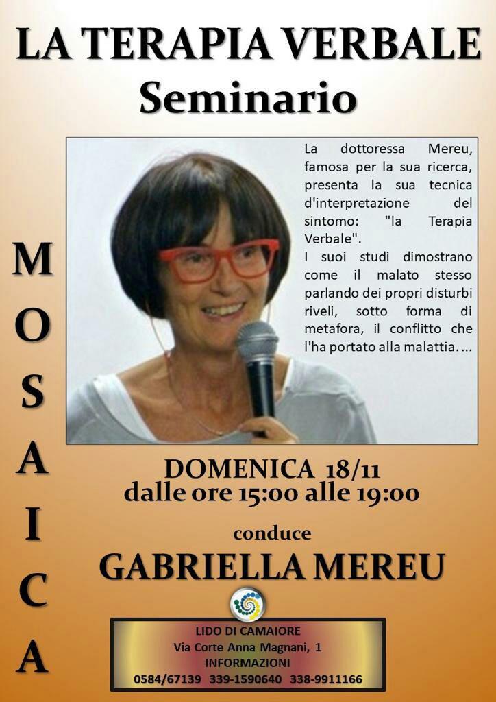 Lido di Camaiore: seminario