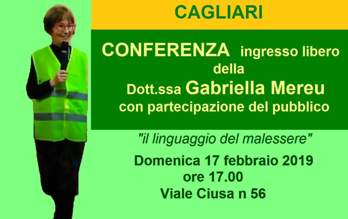 Cagliari: conferenza