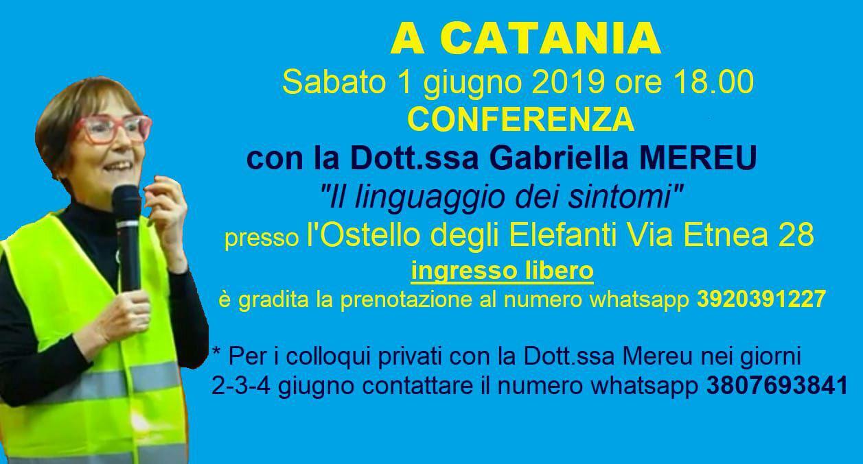 Catania: conferenza