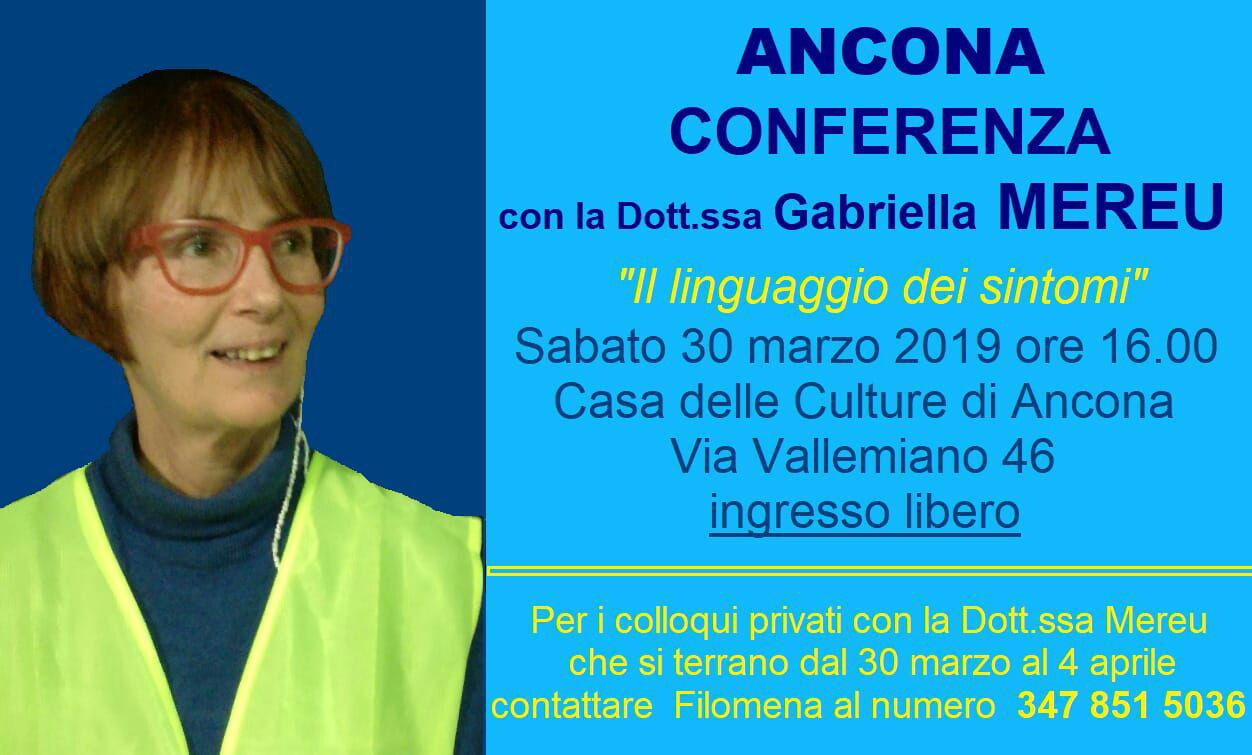 Ancona: conferenza