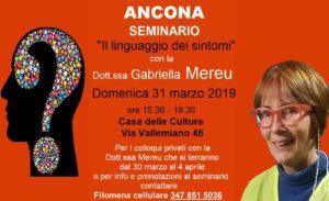 Ancona: conferenza, seminario e colloqui