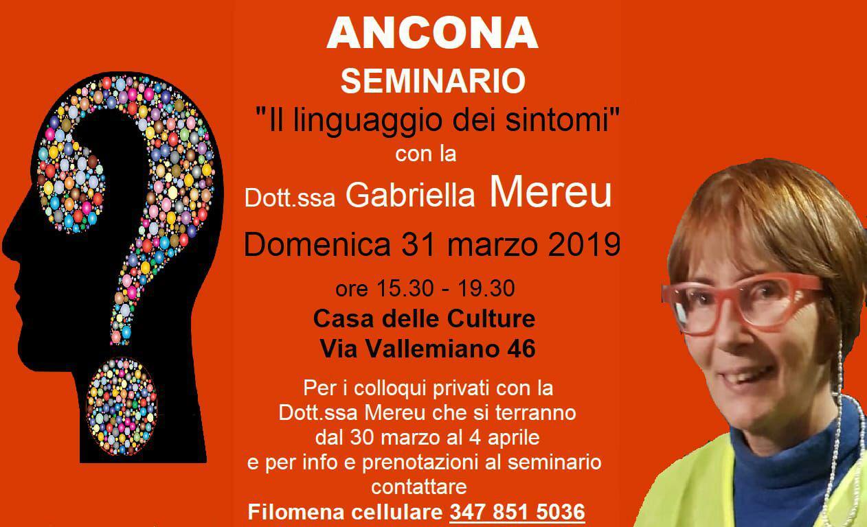 Ancona: seminario