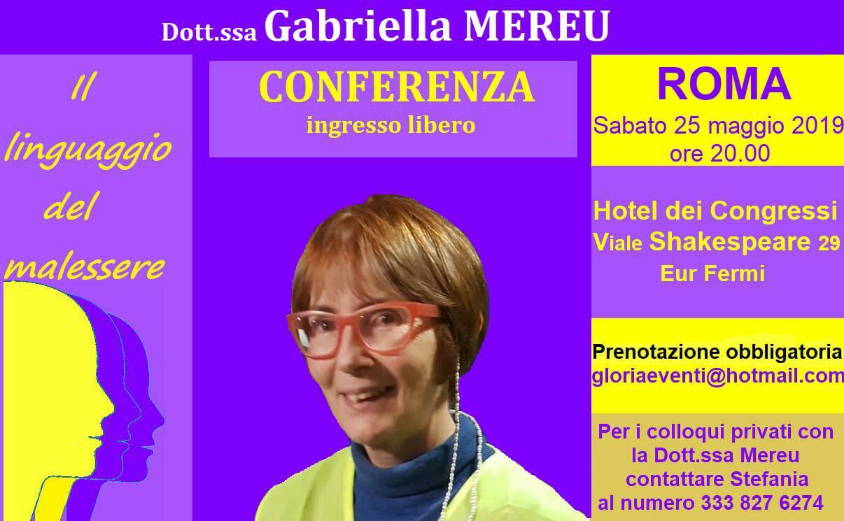 Roma: conferenza e colloqui