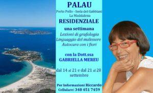 RIMANDATO --- Palau: incontro didattico
