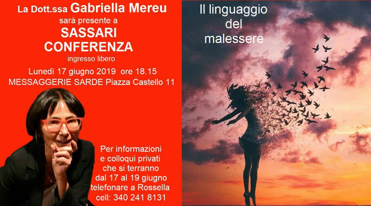 Sassari: conferenza e colloqui