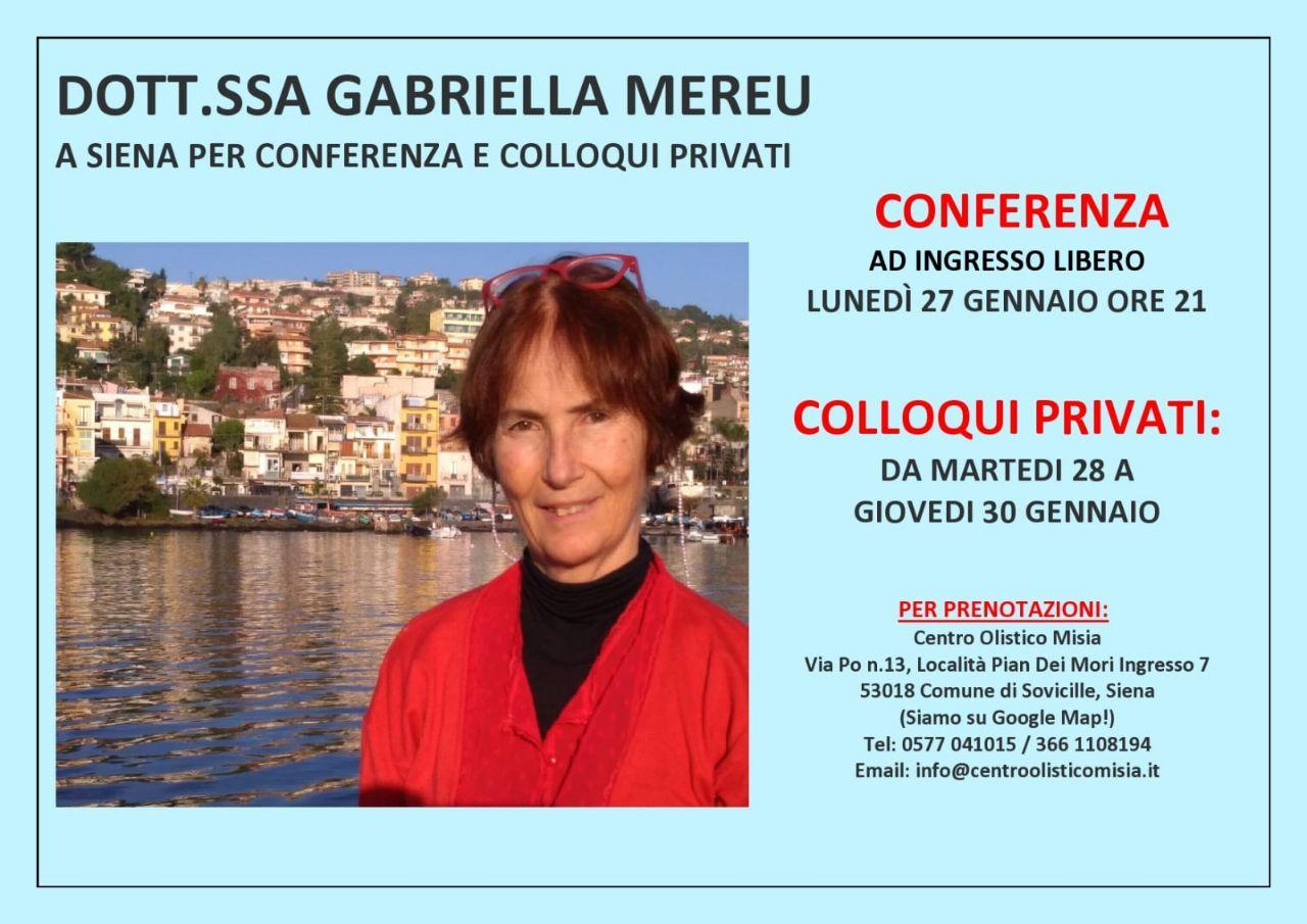 Siena: conferenza e colloqui